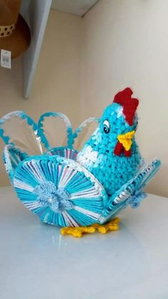 Crochet Gifts - Crochet How to crochet doily Part 1 Crochet doily rug tutorial Crochet Bird Patterns, Crochet Doily Rug, Crochet Birds, Crochet Animals, Crochet Crafts, Crochet Flowers, Crochet Projects, Cd Crafts, Diy And Crafts