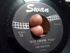 Beatles - She Loves You '64 45rpm