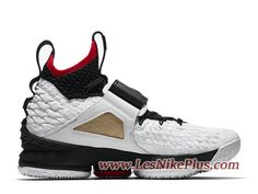 new arrival ee8aa 2b423 Sneaker Nike LeBron 15 Diamond Turf Prime US 10 Watch Chaussures Nike  LeBron 2018 Pas Cher