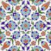 Amazon.com: Mediterranean Asphahan Ceramic Tile 8x8: Home & Kitchen