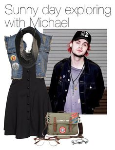"""""""Sunny day exploring with Michael"""" by cheyenne-stock ❤ liked on Polyvore featuring NLY Trend, Codello and NOVICA"""