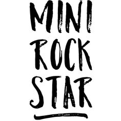 We all know a mini rock star. They need this print. Search 'Mini rock star print' on dtll.com.au or click on the shopable link in our profile to buy #dtll #downthatlittlelane