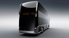 Rapta double Decker Bus | Projects | dekode®