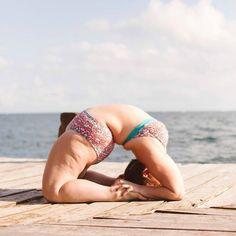 This yogi's body positivity journey is so inspiring.