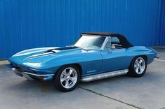 1967 Chevrolet Corvette 42