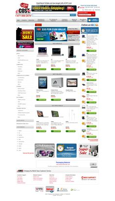 eCost.com Inc - Welcome to eCOST.com, the fast and easy way to save money and time on your next online purchase of computer hardware, software, peripherals and other consumer products. When you shop at eCOST.com, you dont have to wonder if youre getting a great value on what you need. Instead, you... - http://technologycompanieslist.com/listings/ecost-com-inc/