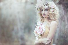 Portrait :)  The Wild Rose Fairy by EmilySoto.deviantart.com on @deviantART