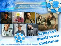 Marin is one of 23 authors participating in 12 Days of Small Town Christmas with Harlequin American Romance! There are 24 Prizes including a Grand Prize of one book from each of the 23 authors!  Don't miss your chance to enter!  http://statictab.com/q9kitvm