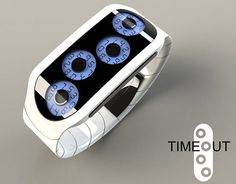 Timeout is a watch for the clever and geeky