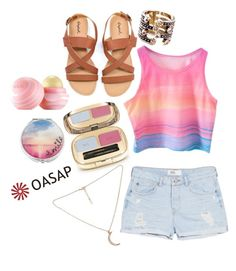 """Sunset"" by flyintotheindigosky ❤ liked on Polyvore"