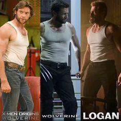 "Guy Who's Obsessed With X-men on Instagram: ""#xmen #xmenorigins #thewolverine #logan #wolverine #hughjackman #xmenmovies #marvel"" Wolverine Movie, Logan Wolverine, Hugh Jackman, Xmen, Marvel, Suits, Movies, Instagram, Fashion"