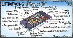 Introducing iPhone 5. #humor