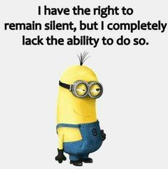 I normally don't pin minion memes, but this one speaks to my heart. Hehe
