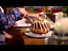 Borbás Marcsi szakácskönyve – Csokoládés narancsos kuglóf (2019.04.28.) - YouTube Ring Cake, Scones, Pudding, Pie, Recipes, Youtube, Food, Pie And Tart, Pastel