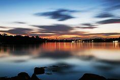 Sunrise at Paramatta River, Sydney_ Australia