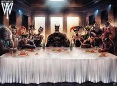 Thanks everyone for following the page we made it too 70k!!!! I'll be posting fan art today here's an amazing Batman piece by @wizyakuza (DM me Art for an post!!) #Batman #Gotham #worldsFinest #DCComics #Joker #HarleyQuinn #Bane #KillerCroc #PoisonIvy #Arkham #CatWoman #TheRiddler #comics #JusticeLeague #movie #Anime #likesforlikes #tagsforlikes #instagram #instalike #instamood #instagramhub #igers #igdaily #art #ArtWork #digitalArt #FanArt #thelastsupper #UKnitedcomics