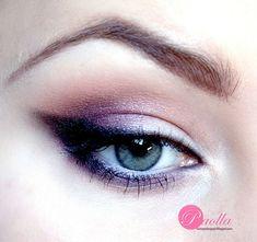Stunning Eye Makeup Ideas for Blue Eyes - http://www.stylishboard.com/stunning-eye-makeup-ideas-blue-eyes/
