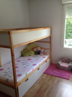 I would like thisIkea hack kura bed done to my son's room                                                                                                                                                                                 Plus