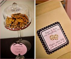Cookies as party favors? Thoughts...