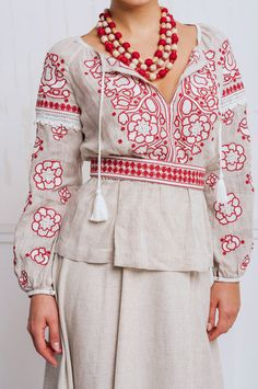 Embroidered blouse Brand OKSANA POLONETS VIBER +38(097)988-38-38