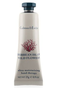 Crabtree & Evelyn 'Caribbean Island Wild Flowers' Ultra-Moisturizing Hand Therapy available at #Nordstrom
