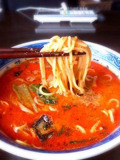 一人でお昼ご飯  私は担々麺~(@ ̄ρ ̄@) - 20件のもぐもぐ - 担々麺 by chiaki7717