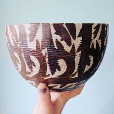 Bronzey goodness by Timna Taylor... #chinaclay #clovelly #australianceramics #functionalceramics #ceramicsgallery #flowers #florist #timnataylor
