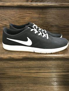 newest d1506 13c4f Mens Nike SB Free Nano Black White Gum Sz. 11.5 ID  724941-012