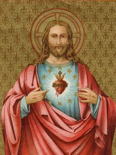 """'""""Christ's Footsoldier  minutes ago Morning Offering and in particular for the intentions of the Holy Father. Heart Of Jesus, Jesus Is Lord, White Jesus, Hail Holy Queen, Jesus E Maria, Holy Quotes, Blessed Virgin Mary, Religious Icons, Prayer Cards"""