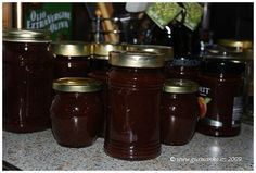 Home Canning, Kimchi, Jelly, Salsa, Food And Drink, Jar, Homemade, Drinks, Cooking