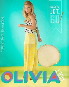 Olivia Holt: 60's Look For Annex Magazine | Annex Magazine, Magazines, Olivia Holt