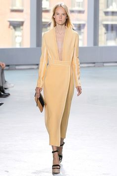 Proenza Schouler Spring 2014 Ready-to-Wear Collection Photos - Vogue