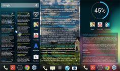03-Android-News-Widget-Simple-RSS-Widget