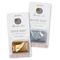 Devine Dust is glitter you can add to your paint to make your house sparkle! I don't know what I'd do with this, but I want it. LOL!