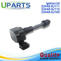 UPARTS Brand New OEM Quality Ignition Coil For Nissan/Infinidi 22448-8J111/22448-8J100/22448-8J110/22448-8J115/22448-8J11C Ignition Coil, Nissan, Oem, Poland