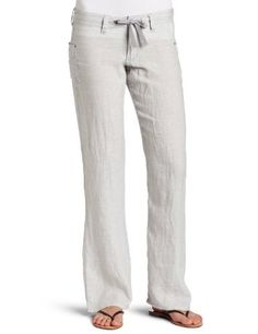 Horny Toad Women's Lithe Pant by Horny Toad. $56.89. angled back yoke. 100% LINEN. zip fly with button closure. rivet detailing. drawcord at waistband. wrap-around, button-through patch pockets. Imbued with the loft and airiness of 100% pure linen and the eternally satisfying nature of a good chambray, our Lithe Pant just gets better with each wear. Attributes include a drawstring at the waistband for a perpetually accurate fit, wrap around patch pockets and a flattering, angle...