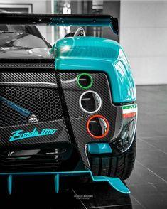 Zonda Uno ______________________________________ by @supercarsofhongkong (at Pagani Automobili S.p.A.) #Pagani