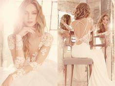 美女都是注重細節的! 23 件超美仙女系婚紗創意細節設計!
