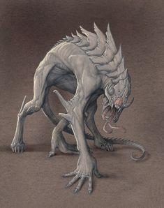 Demon Hound by Mavros-Thanatos on DeviantArt