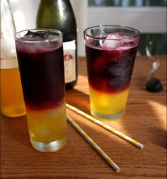 DIA Confession: we're drinking #wine spritzers. Don't judge us – try these #recipes first.