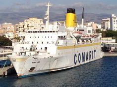 Berkane. puerto de Almería.