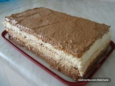 Torta koja je postala apsolutni hit na Internetu! Danas je pravila, pojela se za 10 minuta! Sastojci 1 l mlijeka…  more →