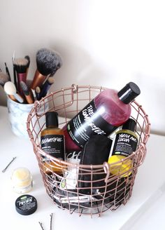 My Favourite Lush Shower Scents - The Lovecats Inc