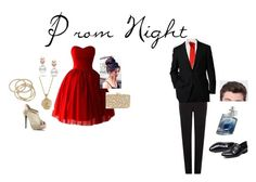 """Prom Night"" by peaches200214 on Polyvore featuring 2028, Fabulicious, ABS by Allen Schwartz, Escalier, Glint, Polo Ralph Lauren, Corneliani, Versace, Geoffrey Beene and Liz Claiborne"