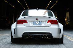 2011 BMW M3 COUPE VORSTEINER GTRS3
