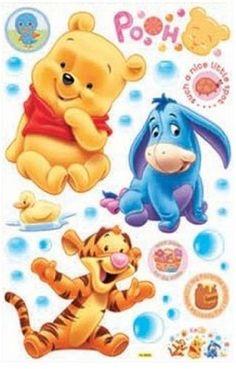 Winnie the pooh balloon cerca con google photo album - Winnie pooh babyzimmer ...