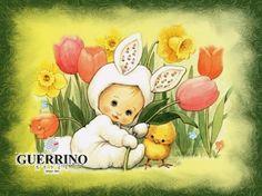 Vi Auguriamo una Serena Pasqua in Famiglia*  Lo Staff di Guerrino Style