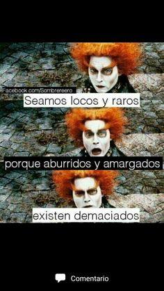 64 Trendy Ideas For Memes Friends Em Portugues Frases Watsapp, Spanish Quotes, Best Memes, Funny Memes, Wonderland, Nostalgia, Kawaii, Feelings, Instagram