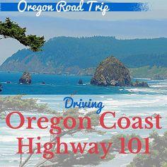 Explore the Oregon Coast on Highway 101