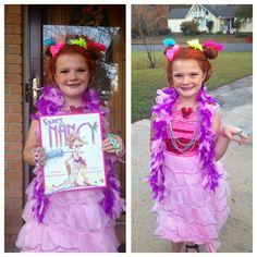 Image result for pinkalicious costume halloween pinterest book my baby as fancy nancy on book character day 11 1 13 solutioingenieria Images